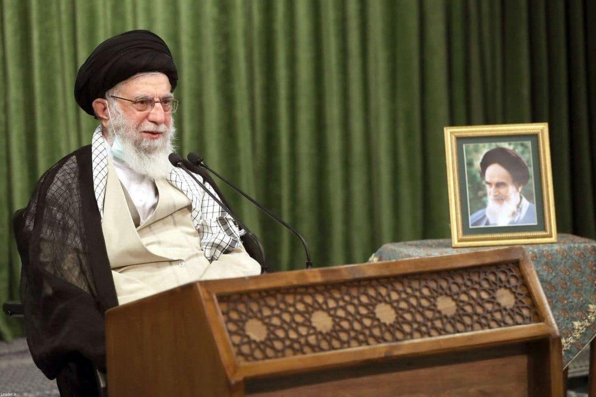ارتباط تصویری نمایندگان مجلس با رهبر انقلاب
