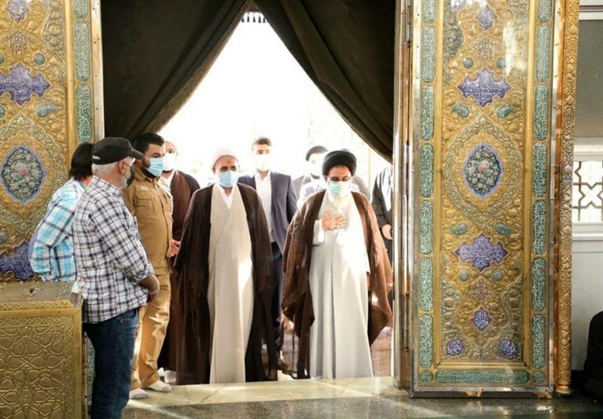 ورود نماینده جدید رهبری به سوریه