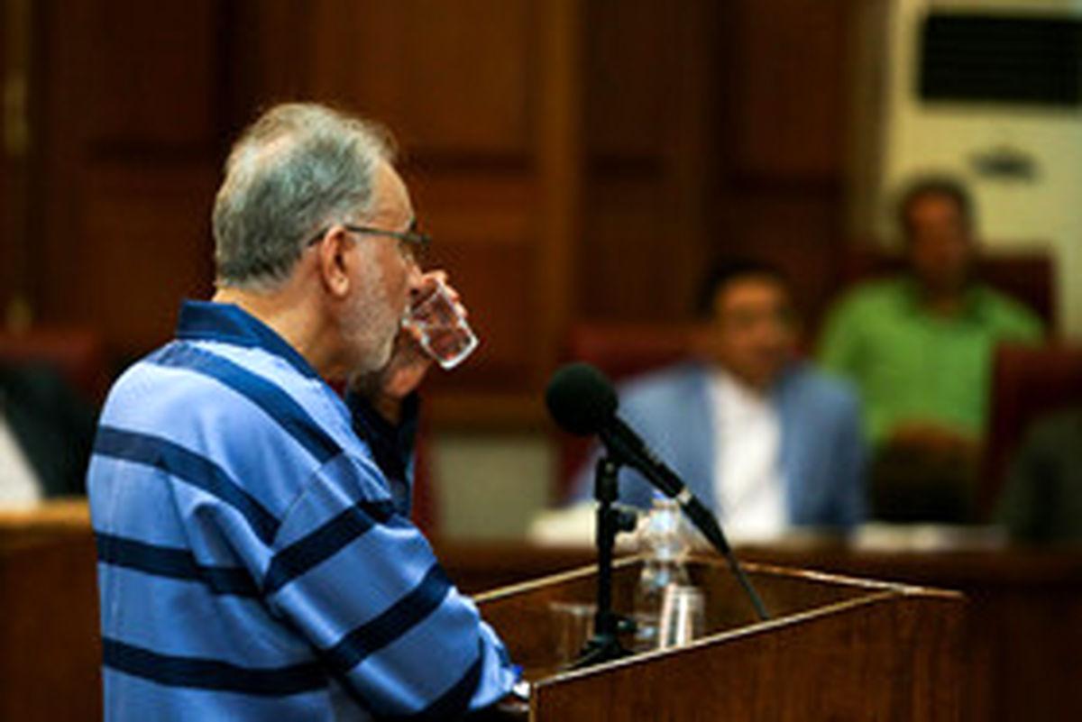 وکیل مدافع نجفی: تقاضای آزادی مشروط داریم