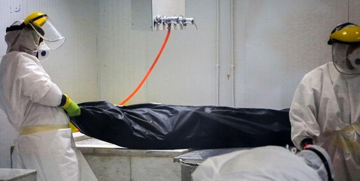 آمار  تلخ فوت تهرانی ها با کرونا تا به امروز