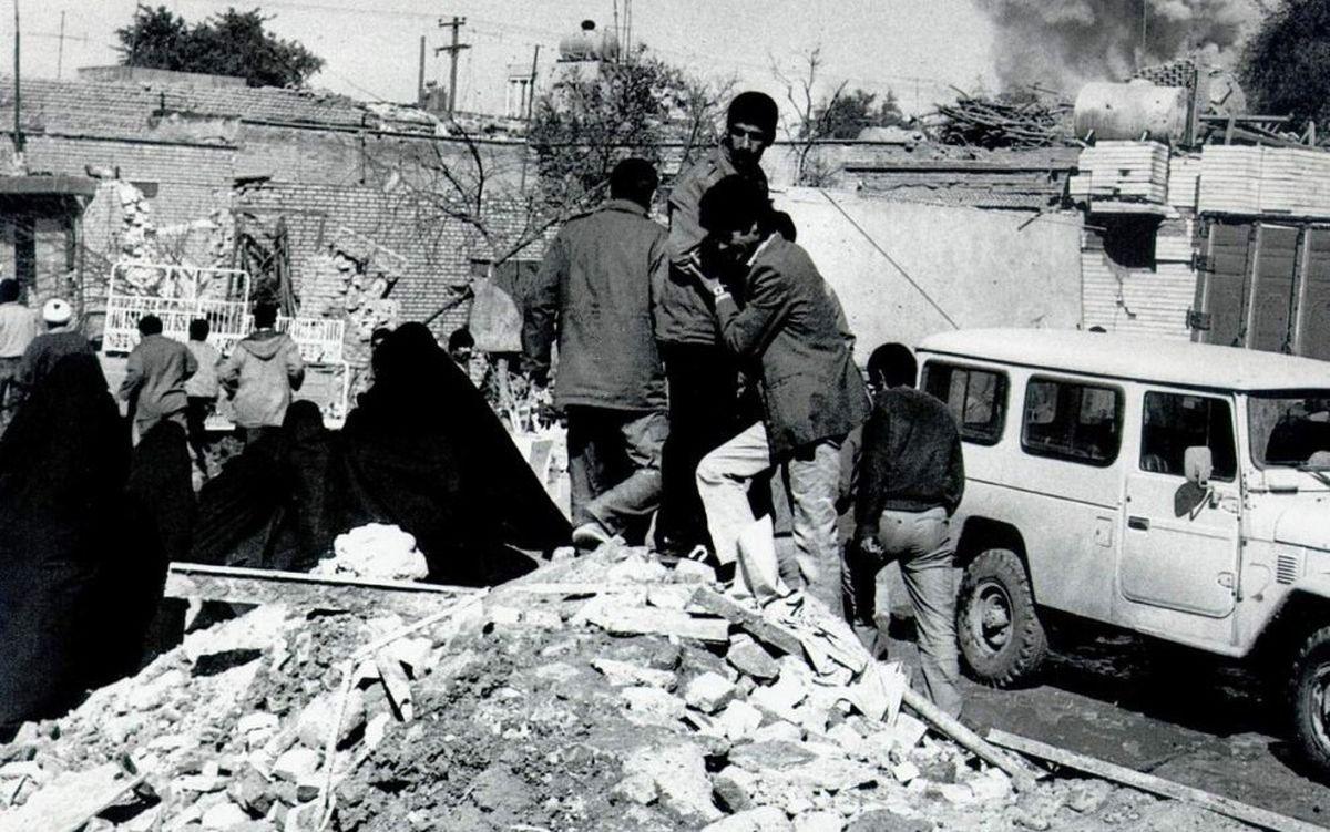 روایت پنج روز ابتدایی جنگ