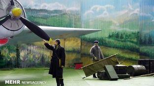 تصاویر نمایشگاه هواپیماهای جنگی شوروی سابق