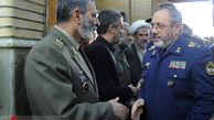 فرمانده کل ارتش به امیر نصیرزاده پیام داد