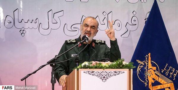 اولین موضعگیری فرمانده کل سپاه درخصوص ترور سردار سلیمانی