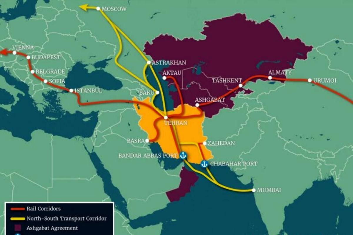 نقشه جدید روسیه برای ایران