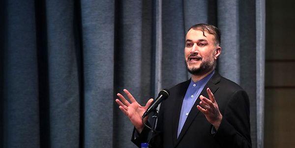 عبد اللهیان: پاسخ ما آمریکا را پشیمان خواهد کرد
