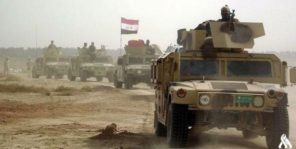 ارتش عراق در خط مرزی ایران چه می کند
