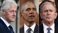استقبال اوباما، بوش و کلینتون از پناهجویان افغان