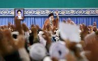 دیدار «بسیجیان» با رهبرمعظم انقلاب اسلامی