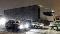 بارش برف و یخ زدگی در جادهها از امشب/محدودیت ترافیکی در محورهای تهران-شمال