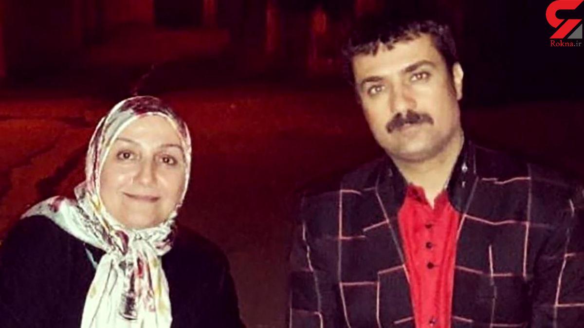 ملوک طلوعنژاد بازیگر سریال پایتخت دار فانی را وداع گفت