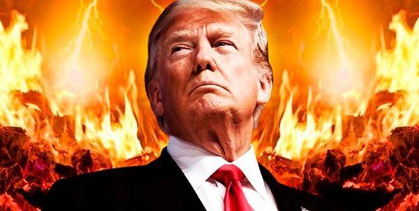اعتراف رسانه آمریکایی: ترامپ آمریکا را شیطان بزرگ نگه خواهد داشت