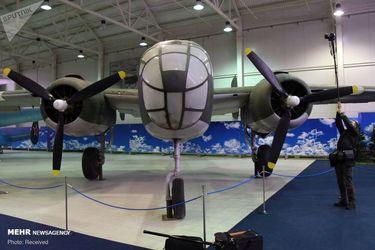 نمایشگاه هواپیماهای جنگی شوروی