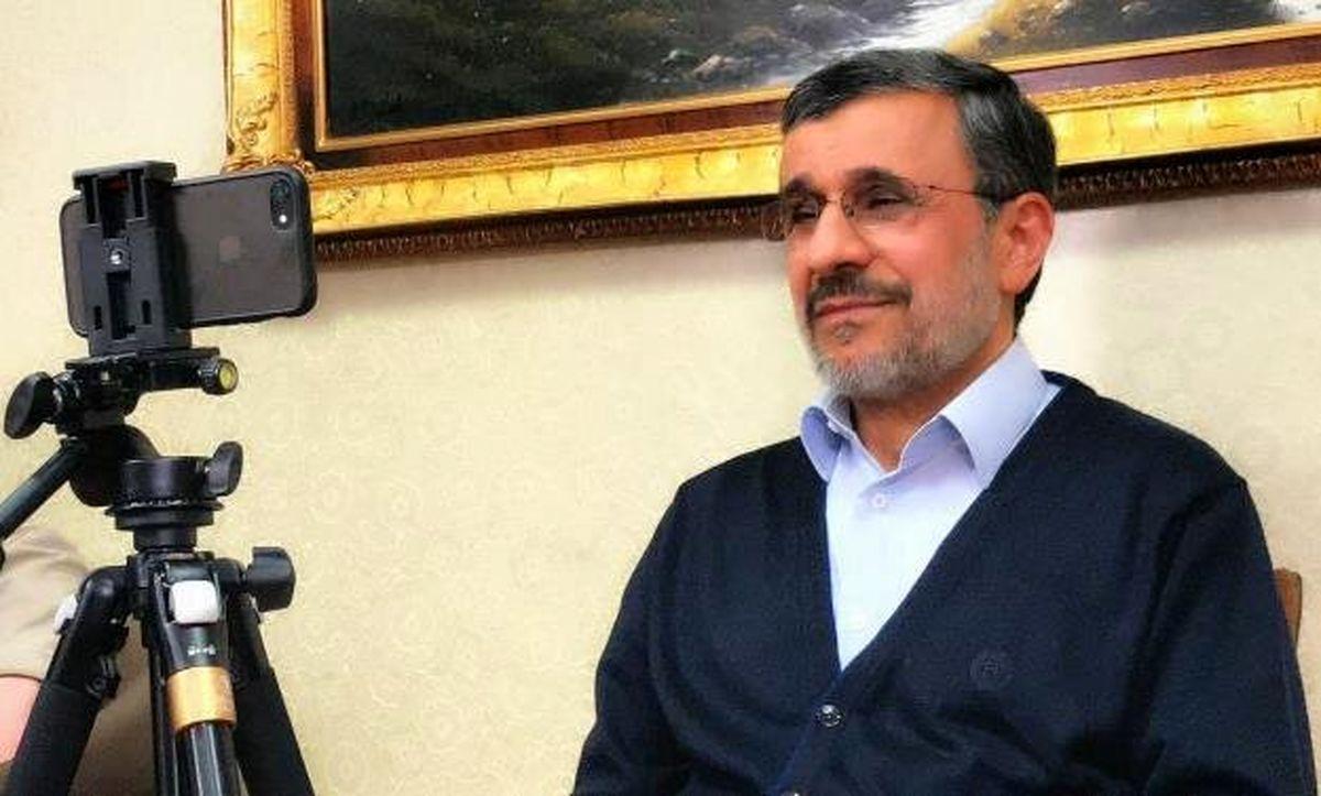 ادعای احمدینژاد درباره کرونا در گفتگو با ایندیپندنت