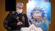دریادار سیاری: پادگانهای ارتش از سالم ترین مراکز هستند