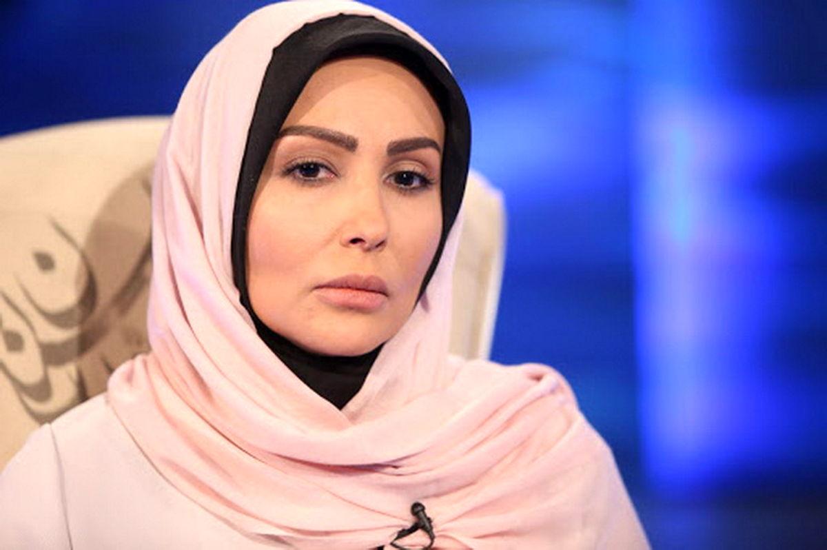 واکنش پرستو صالحی به عکس لورفته از همسر سابقش! +عکس