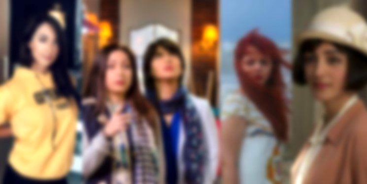 جنجال کشف حجاب بازیگران زن ایرانی/ برهنگی با سودای شهرت؟