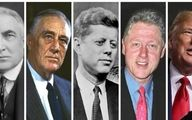 نگاهی به رسوایی جنسی 5 رئیسجمهور آمریکا