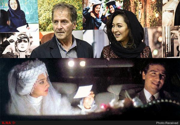 چهارمین جشن عکاسان سینمای ایران/ نیکی کریمی و ابوالفضل پور عرب بعد از 28 سال در یک قاب +عکس