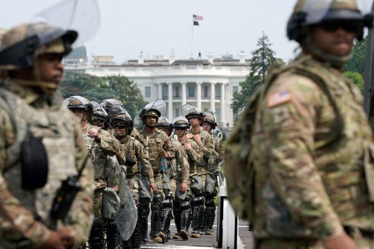 احتمال حمله مجدد به کنگره؛ ۵ هزار نیروی گارد ویژه در واشنگتن میمانند
