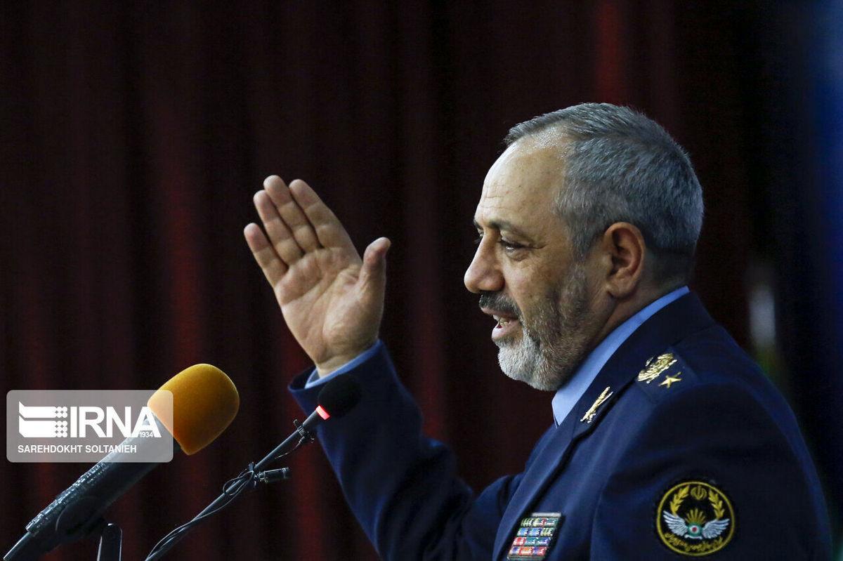 امیر نصیرزاده: نیروهوایی موشک کروز زمینی را هواپایه کرده است