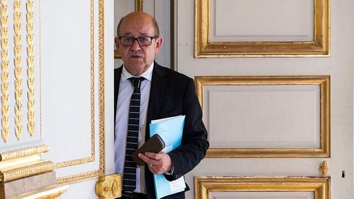 ابراز نگرانی وزیر خارجه فرانسه درباره برنامه هستهای ایران
