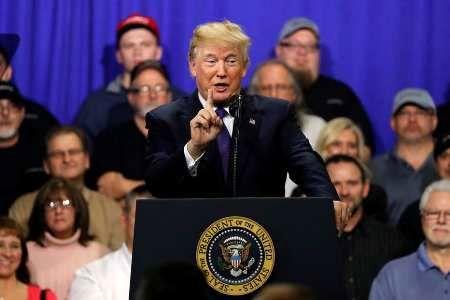 ترامپ: اگر قانون مهاجرت تغییر نکرد، همان بهتر که دولت تعطیل شود