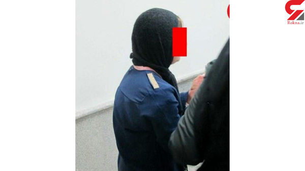 این زن تهرانی شوهرش را تکه تکه کرد/ راننده تاکسی راز این زن را لو داد +عکس