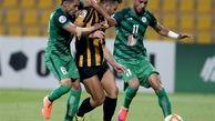 حذف آخرین بازمانده فوتبال ایران ازقهرمانی آسیا