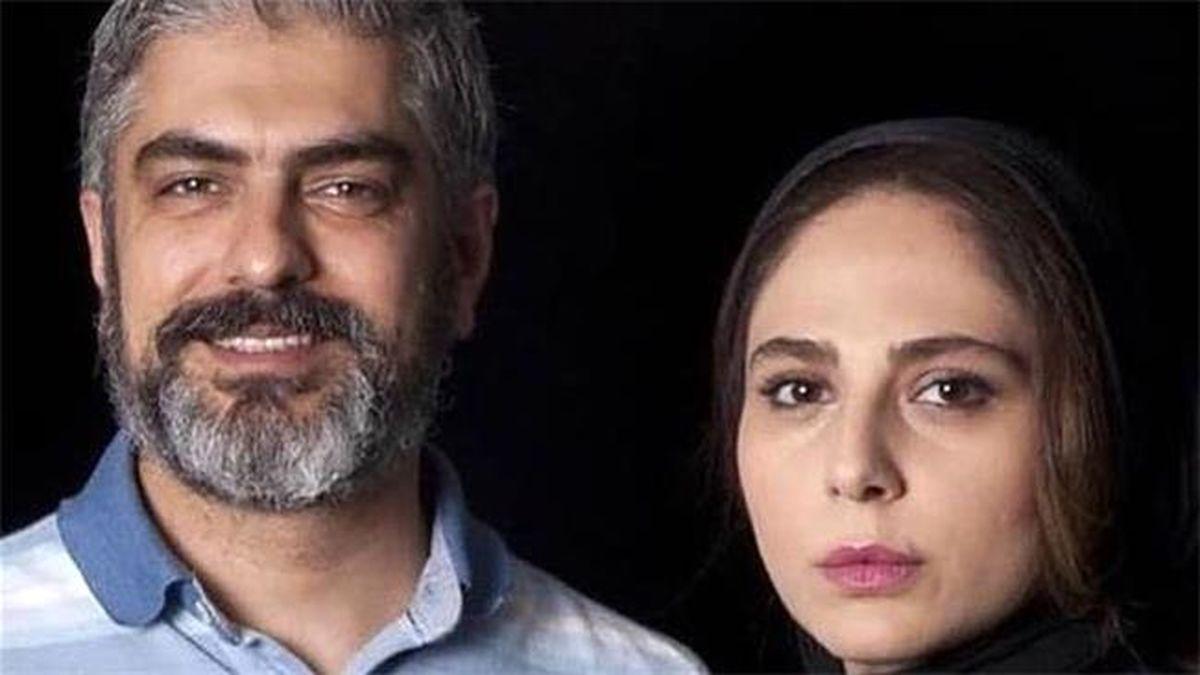 عاشقانههای لاکچری مهدی پاکدل و همسر دومش   عکس مهدی پاکدل