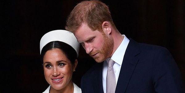 خروج ناگهانی نوه ملکه انگلیس و همسرش از خاندان سلطنتی