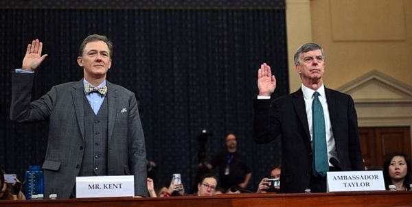 جزئیات کامل اولین جلسه علنی تحقیقات برای استیضاح ترامپ