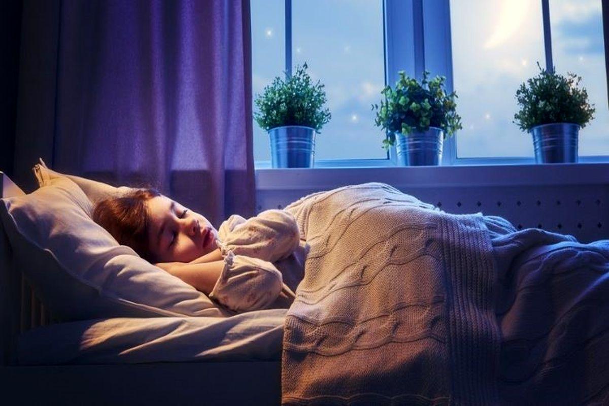 چگونه بی خوابی فرزندمان را درمان کنیم؟