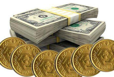 جدیدترین تحولات بازار طلا، سکه و ارز