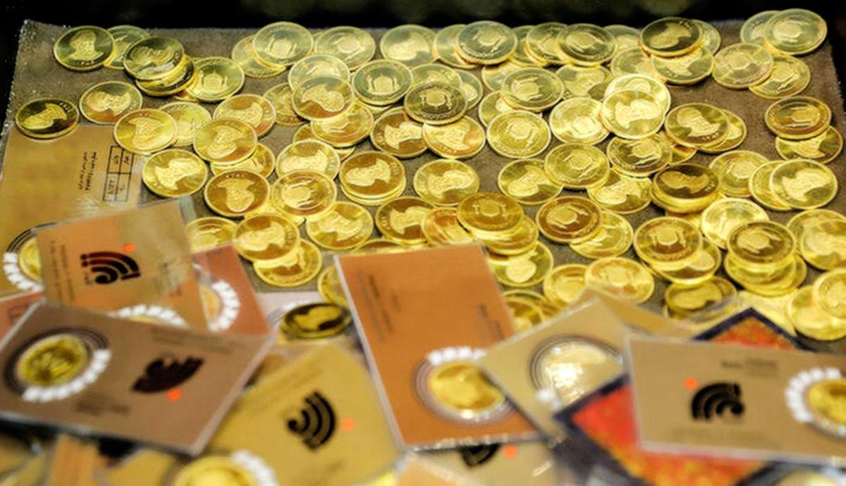 سقوط سنگین قیمت سکه دربازار/ سکه چند شد؟