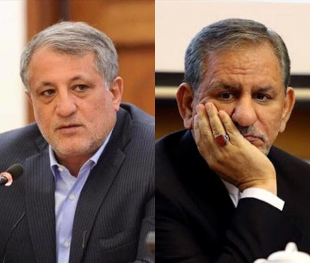 آخرین وضعیت کاندیداتوری جهانگیری به روایت محسن هاشمی