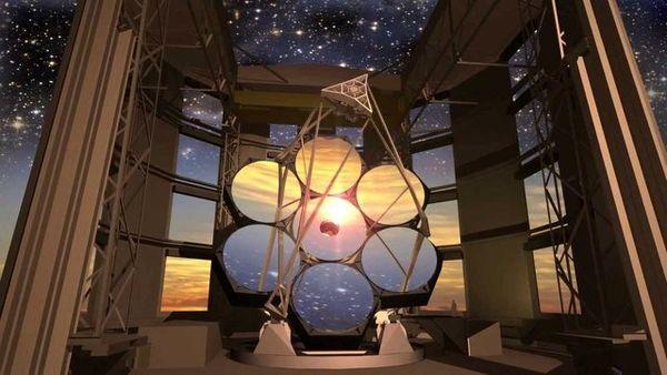 این تلسکوپ ده برابر قویتر از هابل است