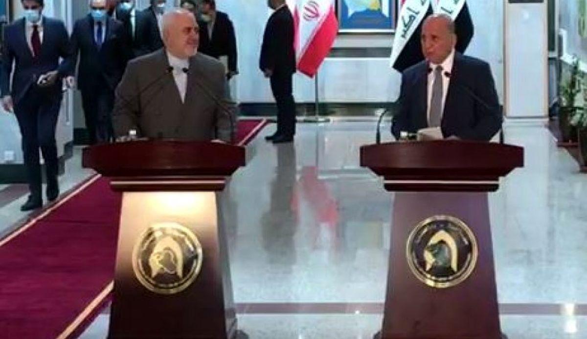 ظریف: امیدواریم آمریکا با اتخاذ سیاست معقول سریعتر به برجام برگردد