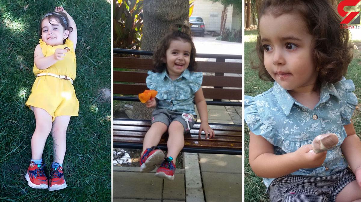 مارال را از مادرش ربودند؛ این دختر 3 ساله کجاست؟! +عکس و فیلم