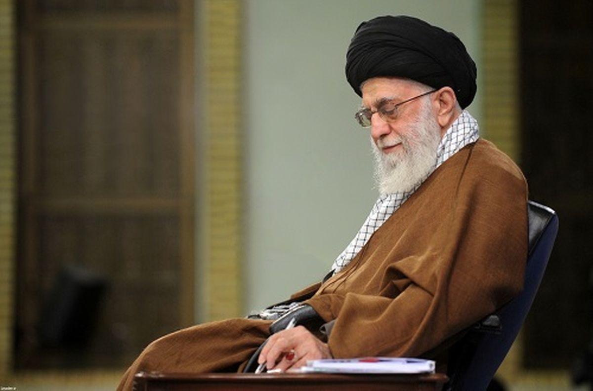 رهبر انقلاب در میان ١٠٠ چهرهی مجله تایم در سال ٢٠٢١
