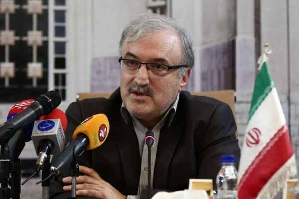 وزیر بهداشت:ورودی شیوع کرونا در گیلان و قم منفی شده است