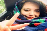 جنجال عکس مهراوه شریفی نیا بدون مانتو درجشنواره فیلم!+تصاویرلورفته