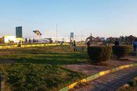 عکس و فیلم اختصاصی از حادثه ورود هواپیما به اتوبان در خوزستان