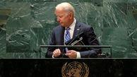 سخنرانی بایدن در سازمان ملل شرم آور بود