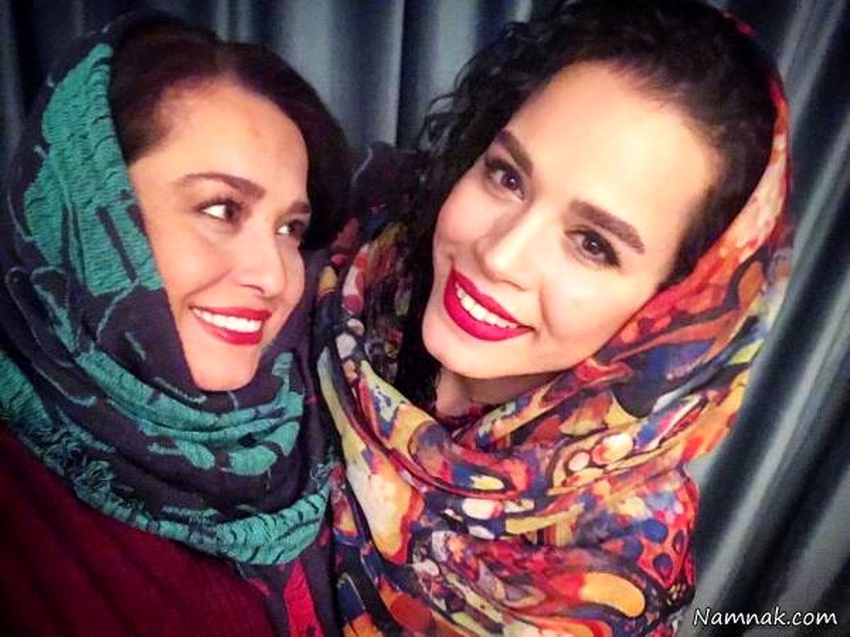 خواهر مهراوه شریفی نیا کیست؟