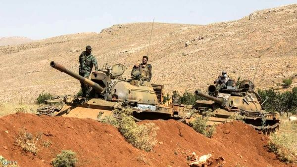 پیشرویهای استراتژیک ارتش سوریه به سمت آخرین مقر داعش