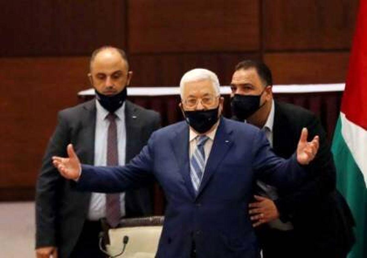هاآرتص: روزهای عباس به شماره افتاده است