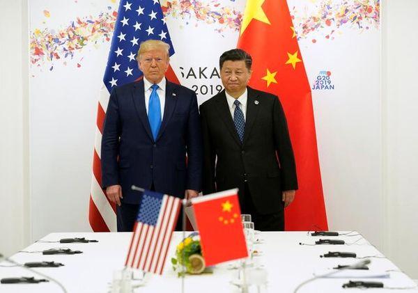 ترامپ:روابط آمریکا و چین به وضعیت عادی قبل باز می گردد