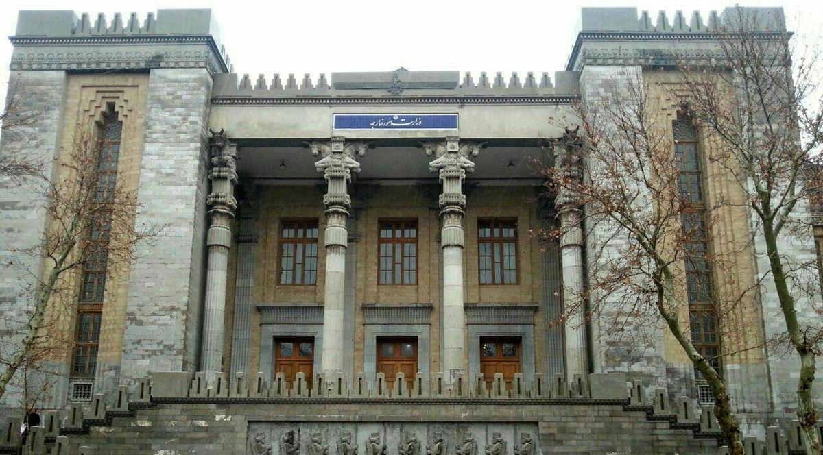 واکنش مقام وزارت خارجه ایران به موضعگیری سخنگوی وزارت خارجه افغانستان