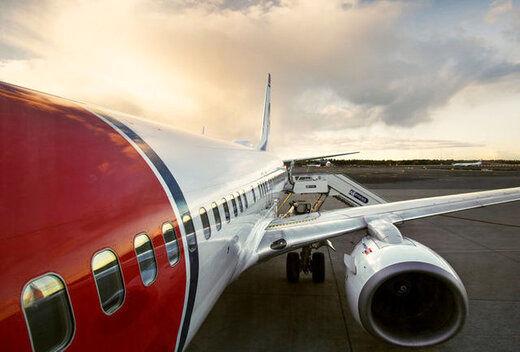 نوشته عجیب در توالت، هواپیمای مسافربری را در فرانکفورت زمینگیر کرد